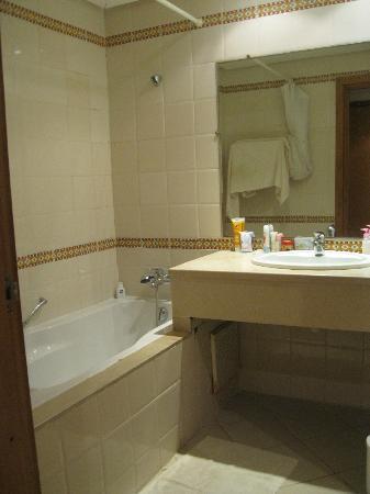 Hotel Itropika Beach : Bagno