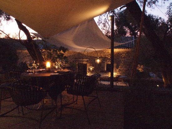 Torri e Merli Hotel : Candlelit TeM Resto