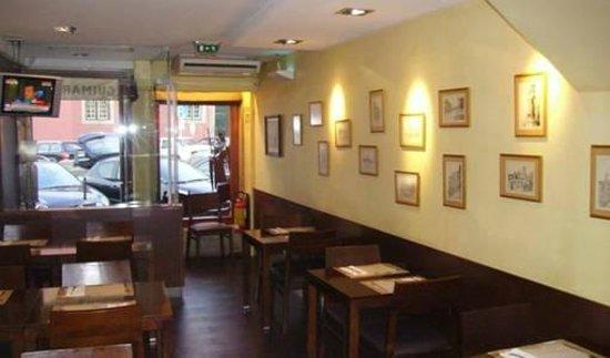 Cervejaria Guimaraes: Restaurant