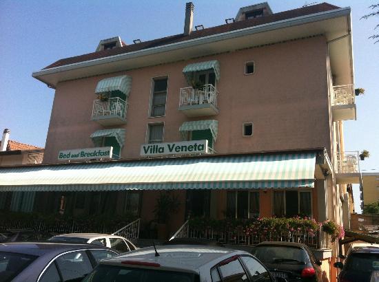 هوتل فيلا فينيتا: hotel villa veneta