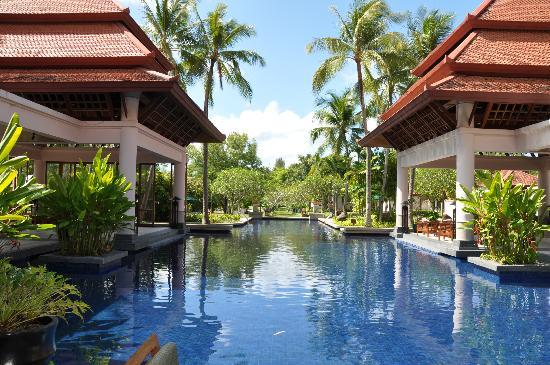 Banyan Tree Phuket: guest swimming pool