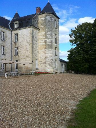 Chateau de Marcay: Château