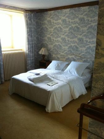 Chateau de Marcay: Chambre