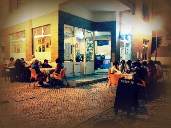 Cabanas Brasserie : Outside dining at the Brasserie