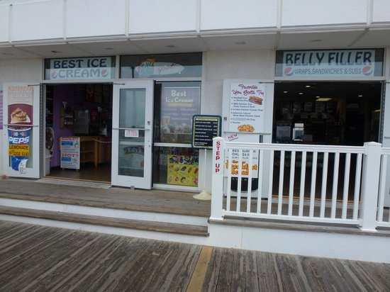 Bet ice cream on rehoboth beach boardwalk sa betting on sports