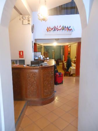 Pacha Hotel Museo: lobby