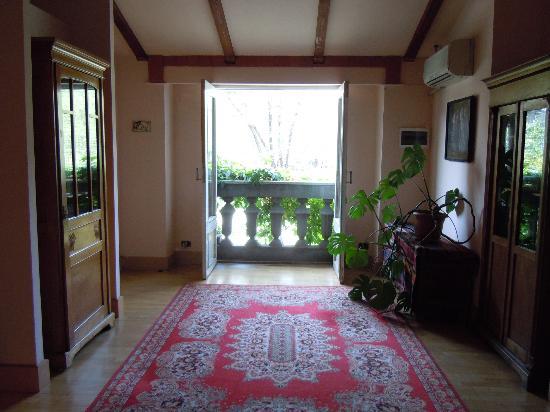 patio Villa Delenda Yerevan