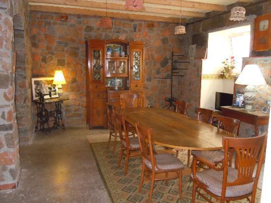 sala di Villa Delenda Yerevan