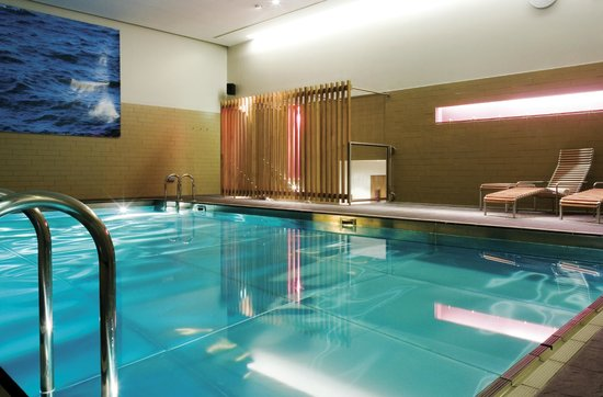 Apex Grassmarket Hotel: Pool