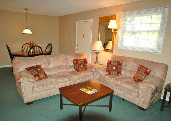 Atlantic Oceanside Suites: 1 Bedroom suite