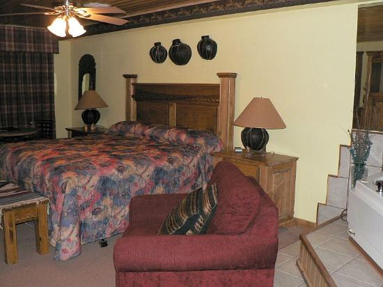 The Lodge at Angel Fire Resort: My room