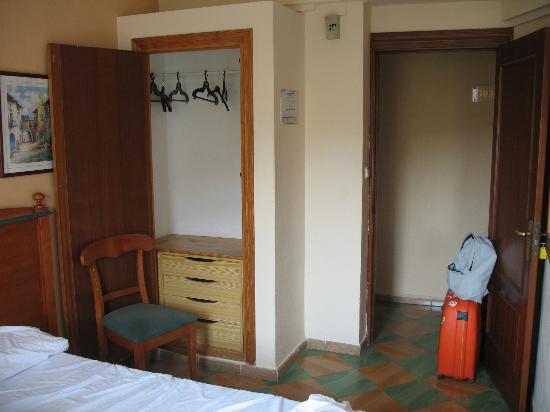 Hotel Playa Sol : camera 302