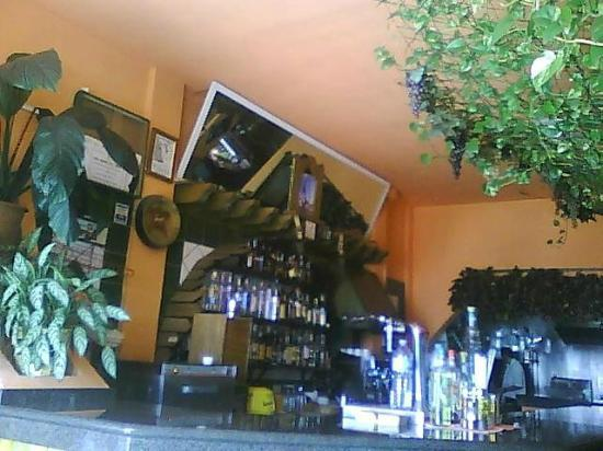 La Ganania: Bar