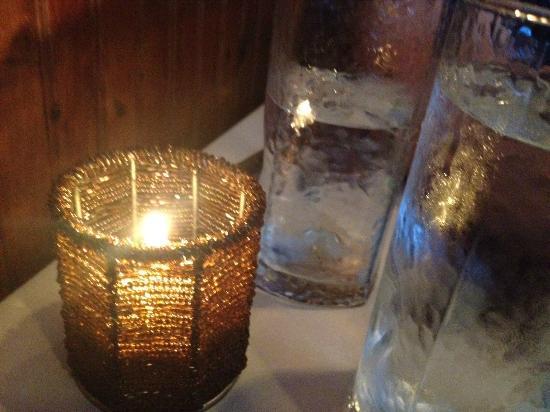 La Na Thai French Cuisine: Candle Light