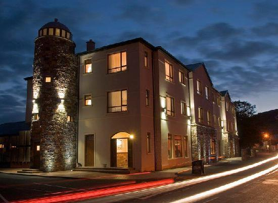 Downings, Ireland: Beach Hotel