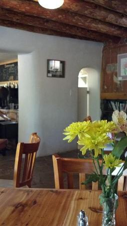 Shady Brook Cafe : Inside the cafe