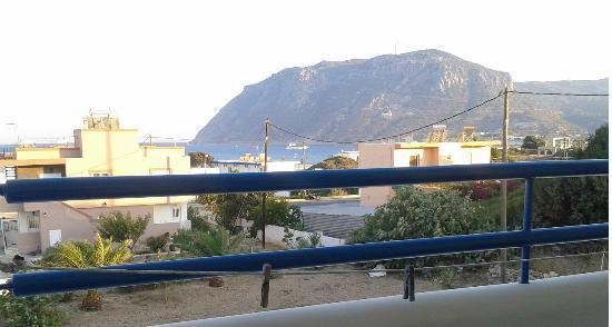 Fourtounis Hotel: vista dalla camera 404