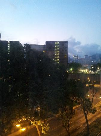 Homy Inn: View from my window