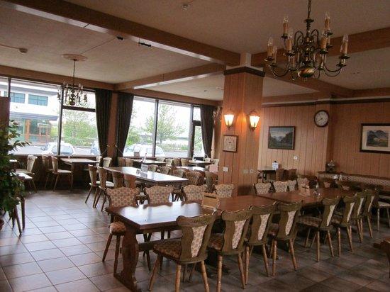 Hotel Hella: Dining room