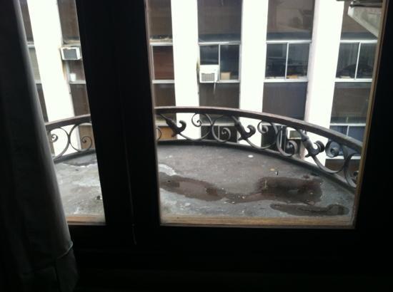 "Hotel La Fontana: ""the View"" from La Fontana"