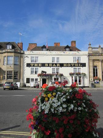 The Bear Hotel Market Place: The Bear Hotel