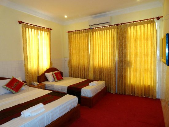 Golden River Palace Guesthouse: Superior Twin