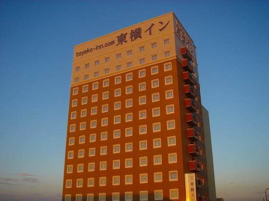 Toyoko Inn Tsukuba Express Moriya ekimae: 建物全景