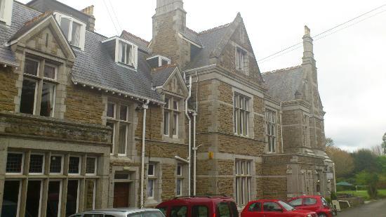 Treloyhan Manor Hotel: esterno