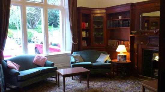 Treloyhan Manor Hotel: sala te
