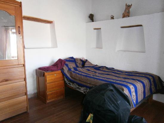 The Blue House Cusco: une des chambres