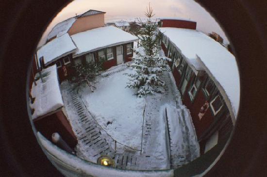 Los Cormoranes Youth Hostel