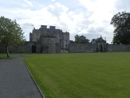 Portumna Castle : Castle