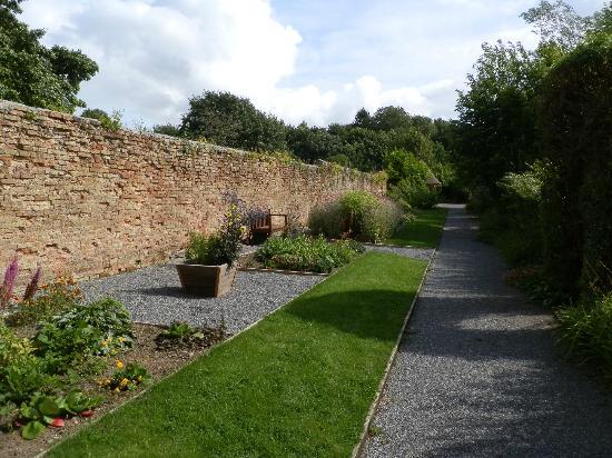 Portumna Castle : Kitchen Garden