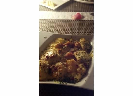 Cook ' n Paris: sea food plate