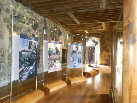 Portumna Castle : Information Boards