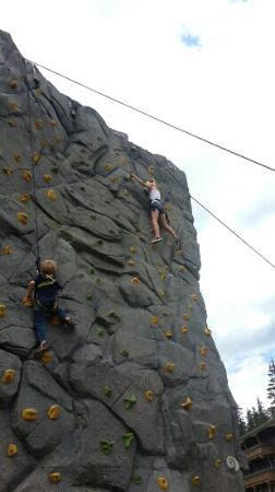 Mammoth mountain zip line