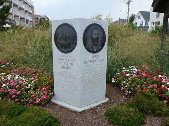 Verrazzano Monument