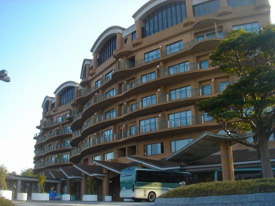 Hitachi, Japón: 建物全景
