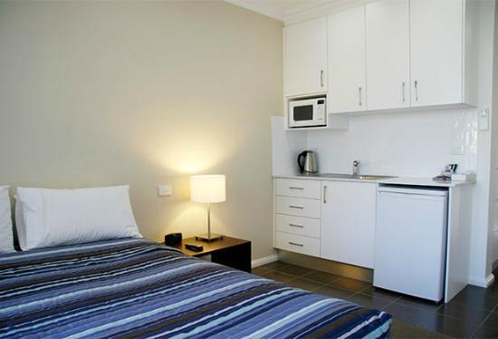Merivale Motel: Typical Room