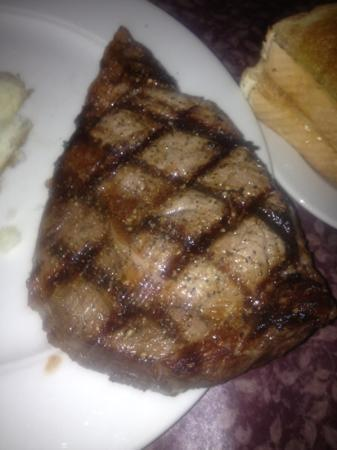 Prime Quarter Steak House: good steak