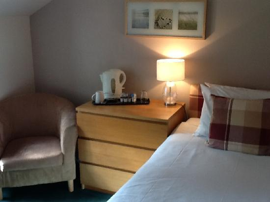 Corran Guest House: Single Bedroom