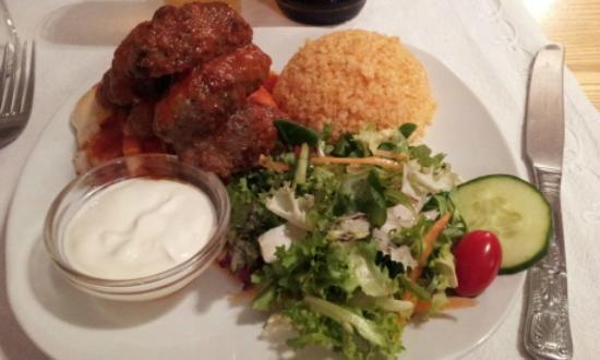 Turkish Grille Restaurant: Adana Kebab