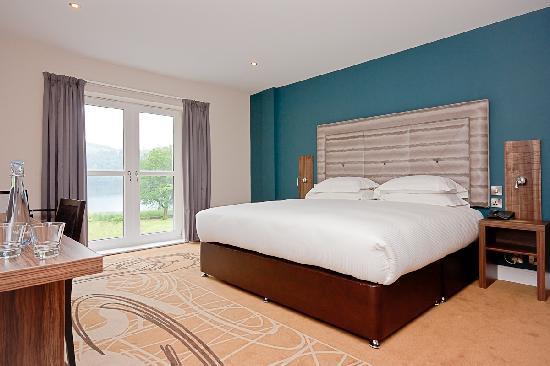 The Daffodil Hotel & Spa: bedroom