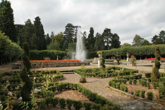 Arley Arboretum: Beautiful formal Italian gardens...