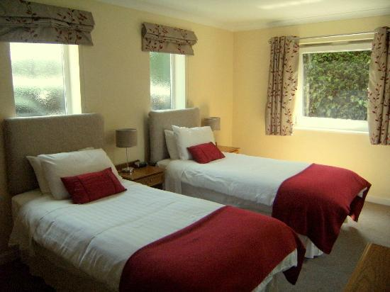 St Stephens Guest House: Twin room