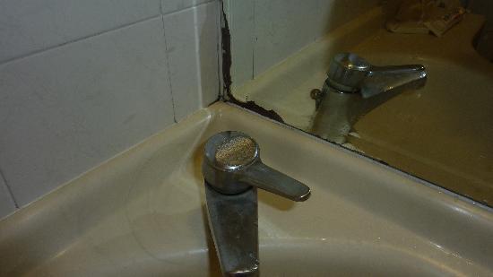 Biancamano: Salle de bain