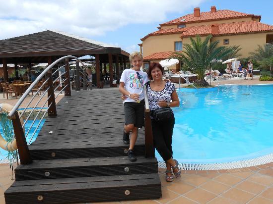 Pestana Porto Santo All Inclusive : piscine