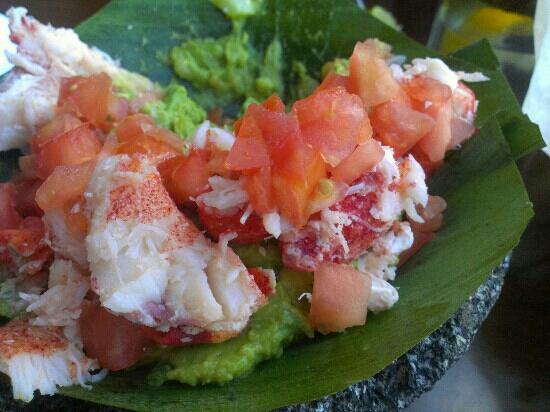 lobster guacamole...so good!!! - Picture of Temazcal Cantina, Boston ...