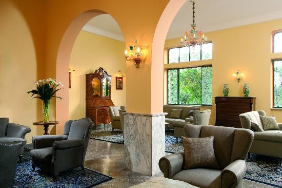 Majestic Palace Hotel: un salotto