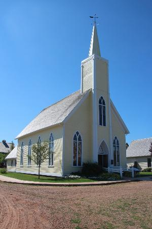 Avonlea Village: Avonlea Church